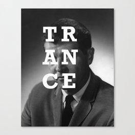 trance Canvas Print