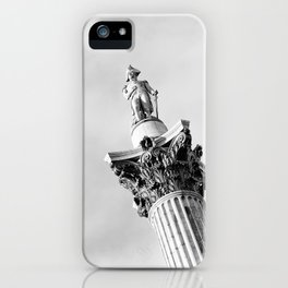 Horatio iPhone Case