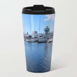 Australian Wharf Travel Mug