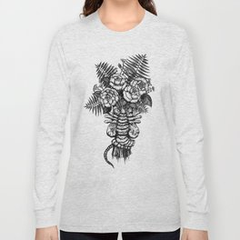Facehugger Bouquet Long Sleeve T-shirt