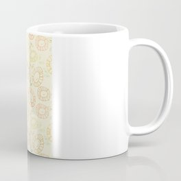 smiley flowers Coffee Mug