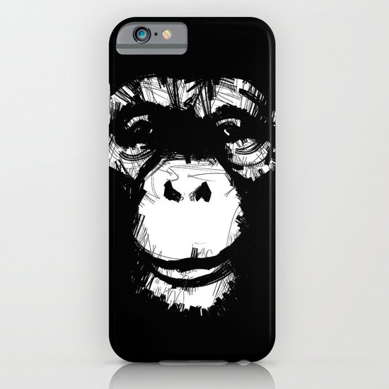 Everything's More Fun With Monkeys! iPhone & iPod Case