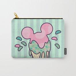 Mickey Icecream Splash Carry-All Pouch