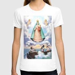 Virgen de N.S. de La Caridad del Cobre (Patrona de de la Isla de Cuba) T-shirt