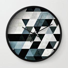 0032 // Pyly Pyrtryt Wall Clock