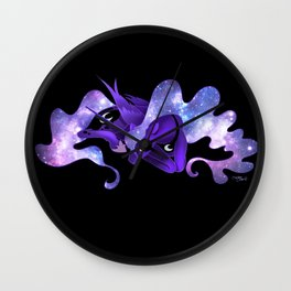 Ethereal Night- Princess Luna Wall Clock