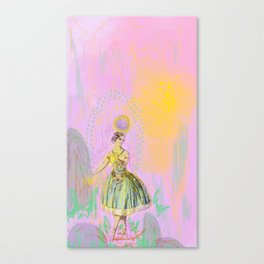 The Star - Tarot Canvas Print