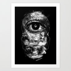 Foresee Art Print