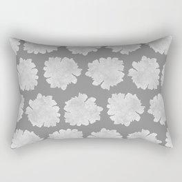 Gardenia Pattern - dedicated to Billie Holiday Rectangular Pillow