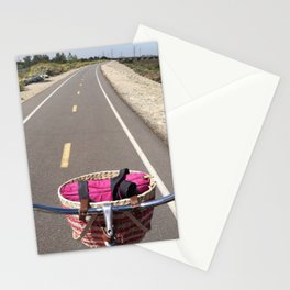 Bike Trail Stationery Cards