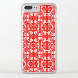 Pop Calypso #3 Clear iPhone Case