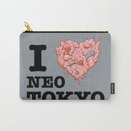 I Tetsuo Neo Tokyo Carry-All Pouch