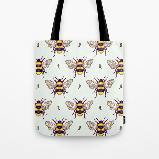 honey guards Tote Bag