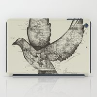 wanderlust iPad Cases featuring Wanderlust by Tobe Fonseca