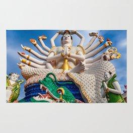 Goddess of Compassion Rug
