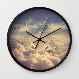 Sky Sanctuary Wall Clock