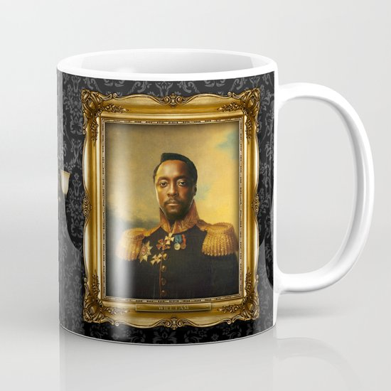 will.i.am - replaceface Mug