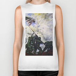 A Common Virtue  Biker Tank