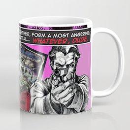 Mark Mallman - Invincible Criminal Coffee Mug