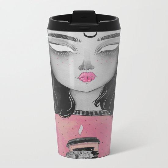 Beverly Metal Travel Mug