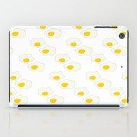 breakfast iPad Cases featuring Breakfast by Alisa Joy