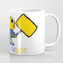 KING SERVBOT Coffee Mug