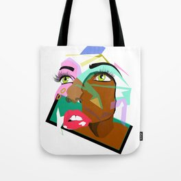 Anyone: I N  B L A C K  Tote Bag