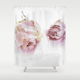 The Edges of Feeling Shower Curtain