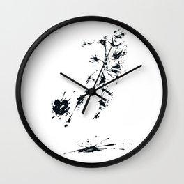 Splaaash series  bal Wall Clock