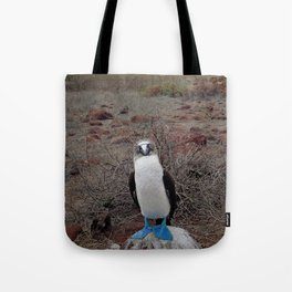 blue is cool Tote Bag