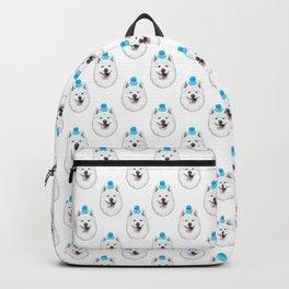 Samoyed Backpack