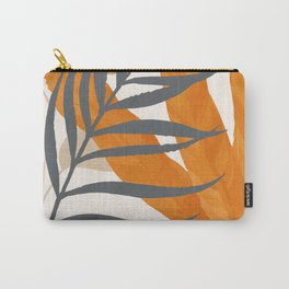 Colorful Red Leaves Carry-All Pouch