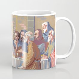 Alien Jesus Coffee Mug