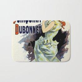 Apéritif Quinquina Dubonnet Bath Mat