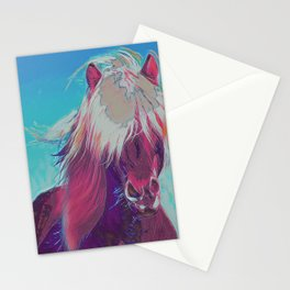 Be Wild, Live Free III Stationery Cards