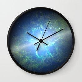 Supernova Wall Clock
