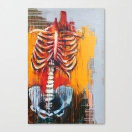 Syndrome Canvas Print