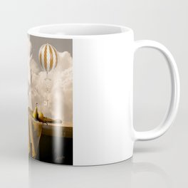 Still Life with pears Coffee Mug