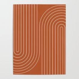 Minimal Line Curvature IX Poster