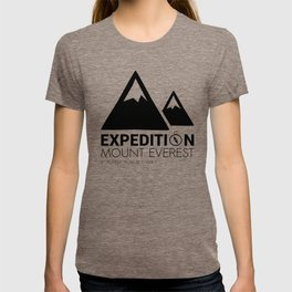 Mount Everest Expedition T-shirt