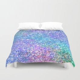 Colorful Glitter Texture Duvet Cover