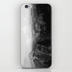 Yosemite x Glacier Point iPhone & iPod Skin