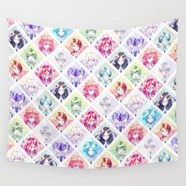 Houseki no kuni - Infinite gems Wall Tapestry