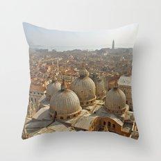 St. Mark's Throw Pillow