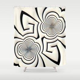 Krazy  Shower Curtain