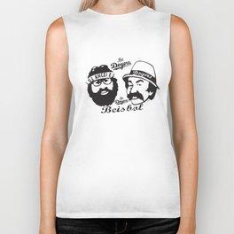 Cheech And Chong Los Doyers Beisbol La Baseball T-Shirts Biker Tank