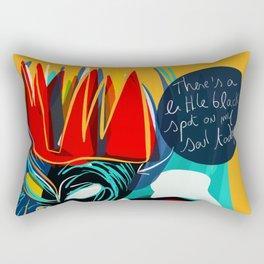 It's my destiny Street Art Graffiti Rectangular Pillow