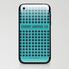 Enemy Among Us II iPhone & iPod Skin