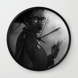 Minister Hermione Granger Wall Clock