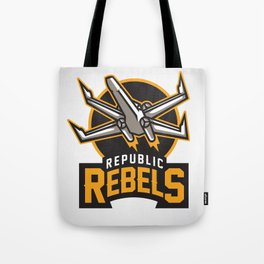 Republic Rebels Tote Bag